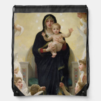 The Virgin with Angels, 1900 Backpack