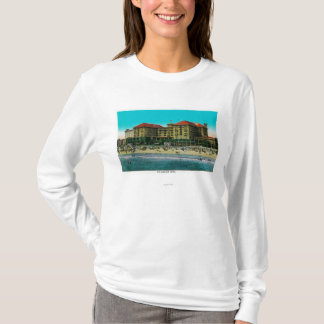 The Virginia Hotel, Long Beach, California T-Shirt