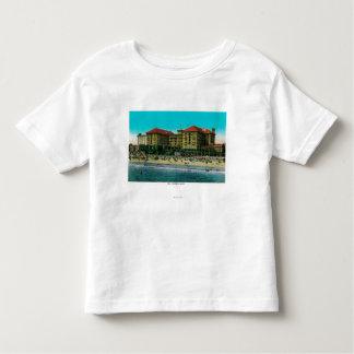 The Virginia Hotel, Long Beach, California Toddler T-Shirt