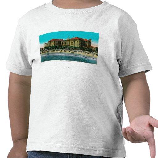The Virginia Hotel, Long Beach, California T-shirts