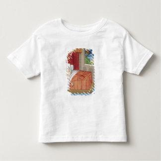The Vision of Ezekiel Toddler T-Shirt