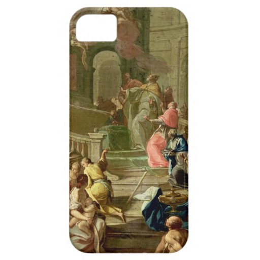 The Vision of St. Benedict, c.1760 iPhone 5 Cover