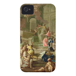The Vision of St. Benedict, c.1760 iPhone 4 Covers