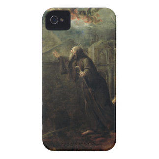 The Vision of St Francis of Paola Case-Mate Blackberry Case