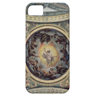 The Vision of St. John on Patmos, 1520-23 (fresco) Barely There iPhone 5 Case