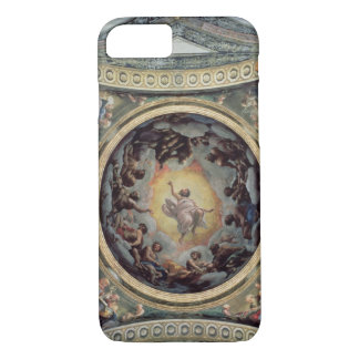 The Vision of St. John on Patmos, 1520-23 (fresco) iPhone 8/7 Case