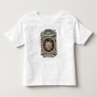 The Vision of St. John on Patmos, 1520-23 (fresco) Toddler T-Shirt