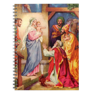 The Visit of the Wise-Men Notebooks
