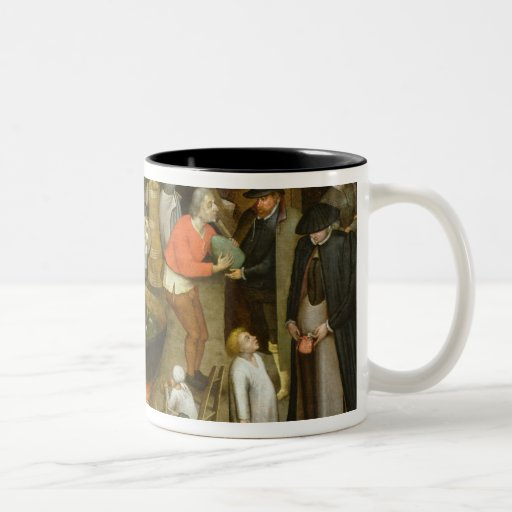 The Visit to the Farm Coffee Mugs