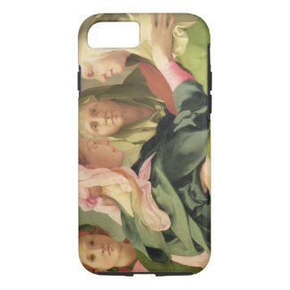 The Visitation (detail of 60438) iPhone 8/7 Case