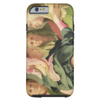 The Visitation (detail of 60438) Tough iPhone 6 Case