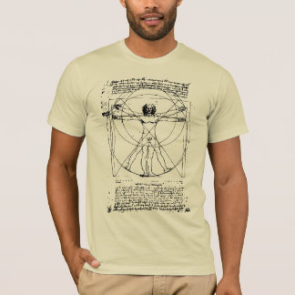 The Vitruvian Man T-Shirt