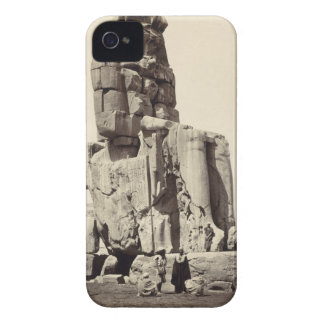 The 'Vocal Memnon', Colossal Statue of Amenhotep I Case-Mate iPhone 4 Case