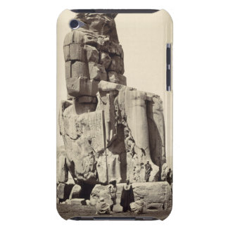The 'Vocal Memnon', Colossal Statue of Amenhotep I iPod Touch Case
