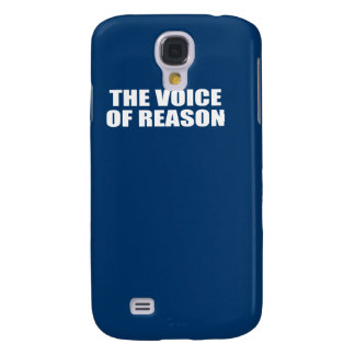 THE VOICE OF REASON SAMSUNG GALAXY S4 CASES
