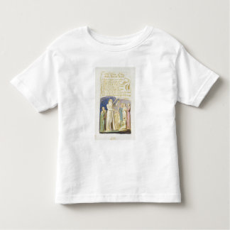 'The Voice of the Ancient Bard', plate 31 from 'So Toddler T-Shirt