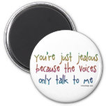 The Voices 6 Cm Round Magnet