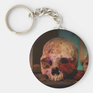 The Voodoo Ritual Basic Round Button Key Ring