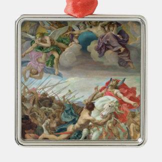 The Vow of Clovis Christmas Ornament