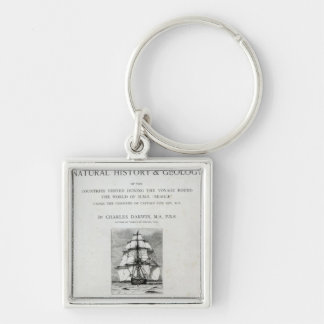 The Voyage of the Beagle Key Ring