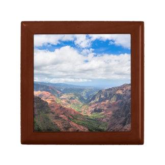 The Waimea Canyon Gift Box
