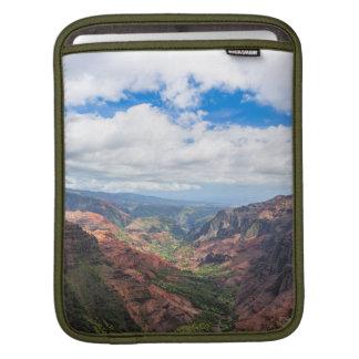 The Waimea Canyon iPad Sleeve