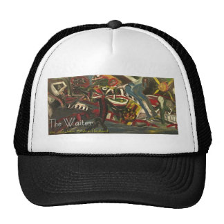The waiter cap