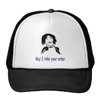 the-waiter cap