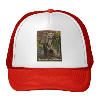 the waiter of cannibals cap