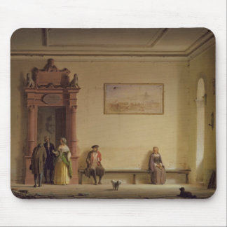 The Waiting Room, 1857 Mouse Pad