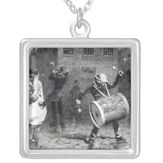 The Waits - or Making the Most of it' Silver Plated Necklace