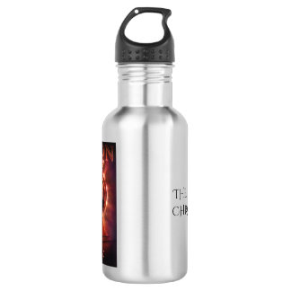 The Waking Cover 18 oz Water Bottle