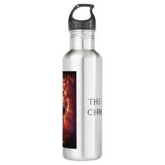 The Waking Cover 24 oz Water Bottle