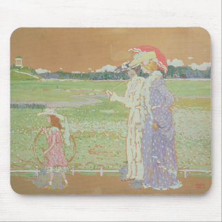 The Walk, 1903 Mouse Pad