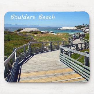 The walk down toward Boulders Beach near Cape Town Mouse Pad