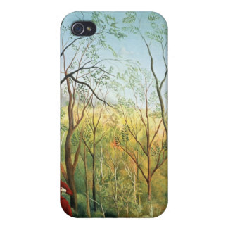 The Walk in the Forest, 1886-90 iPhone 4/4S Cover