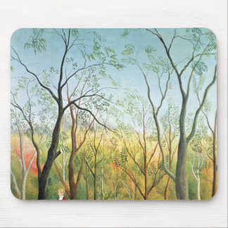The Walk in the Forest, 1886-90 Mouse Pad