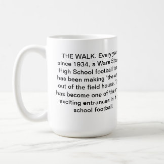 THE WALK mug