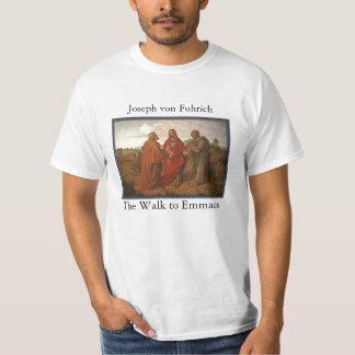 The Walk to Emmaus Mens Light Shirt