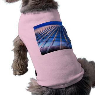 The Walkie Talkie Abstract Sleeveless Dog Shirt