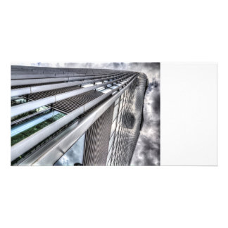 The Walkie Talkie London Personalized Photo Card