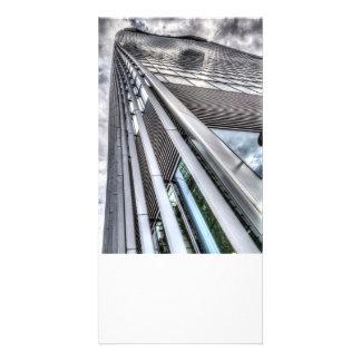 The Walkie Talkie London Personalised Photo Card