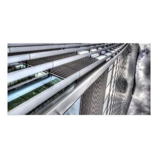 The Walkie Talkie London Customised Photo Card