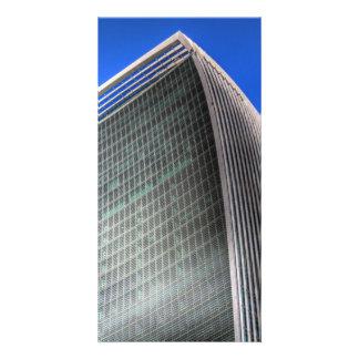 The Walkie Talkie London Custom Photo Card