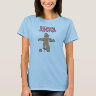The Walking Dead Gingerbread man T-Shirt