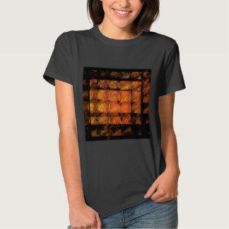 The Wall Abstract Art T-Shirt