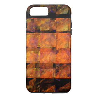 The Wall Abstract Art Tough iPhone 8 Plus/7 Plus Case