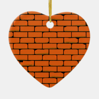 The Wall Ceramic Heart Decoration