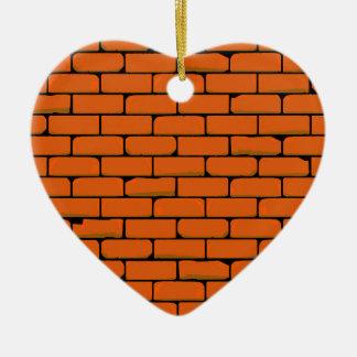 The Wall Christmas Ornament