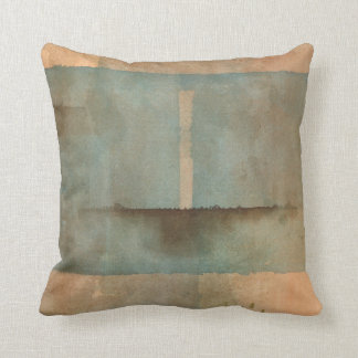 The Wall I, 1929 Throw Pillow